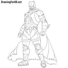 batman car drawing drawingforall net drawing tutorials part 9