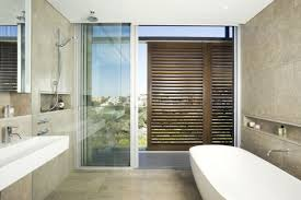 House Design Glass Modern by Beauteous 90 Glass Front Bathroom Design Design Ideas Of Bathroom