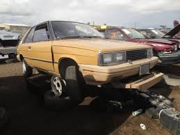renault alliance hatchback junkyard find 1985 renault encore the truth about cars