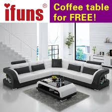 livingroom l ifuns china export modern design l shape sectional sofa set living