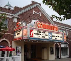 Movie Houses Connecticut Movie Theatres Roadsidearchitecture Com