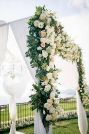 wedding arches montreal modern indoor garden wedding in montreal floral arch greenery
