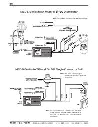 msd 6 btm wiring diagram awesome msd distributor wiring diagram