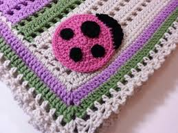 baby girl crochet 15 patterns for oh so crocheted baby blankets