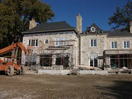 limestone u0026 boxwoods a stone french manor in lake forest