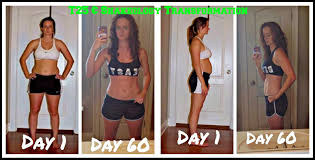 T25 Women U0027s Results In Just 60 Days Amazing Melanie Mitro