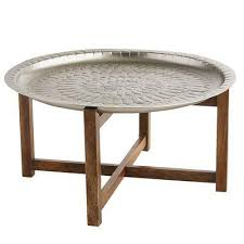 moroccan round coffee table moroccan tray coffee table