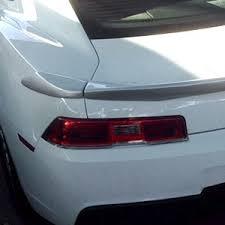 camaro rear spoiler chevrolet camaro flush mount 3 painted rear spoiler 2014