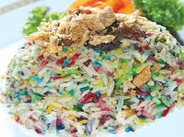 cara membuat nasi goreng untuk satu porsi peluang usaha nasi goreng pelangi dan analisa usahanya toko mesin