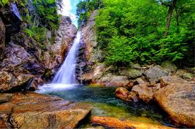 New Hampshire scenery images Waterfall rocky falls nature rock usa stones glen new hampshire jpg