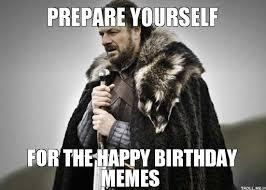 Bithday Meme - happy birthday memes funny happy birthday meme