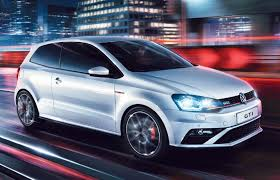 volkswagen polo white colour modified polo gti launched in india at rs 25 99 lakh
