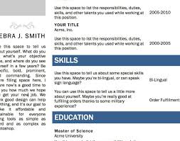 Word 2010 Resume Template Free Resume Surprising Design Word 2010 Resume Template 14 Dazzling