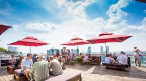 Top Rooftop Bars Singapore Marina Bay Sands Rooftop Bar In Singapore Therooftopguide Com