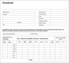Excel Work Timesheet Template Card Timesheet Calculator Excel Template