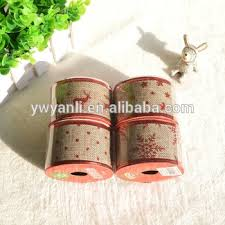 wholesale wired ribbon discount christmas tree wholesale wired jute ribbon buy jute