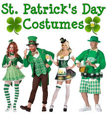 Saints Halloween Costumes St Patrick U0027s Costumes Purecostumes Costumes