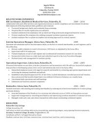 Sample Resumes For Hr Professionals by Hr Coordinator Resume Objective Free Resume Example And Writing