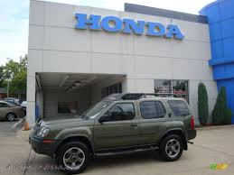 nissan xterra 2015 green 2004 nissan xterra se supercharged 4x4 in canteen metallic green