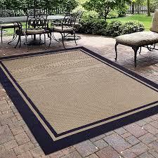 Area Rugs Outdoor Studio By Brown Chestnut Indoor Outdoor