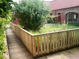 Simple Garden Fence Ideas Garden Fence Designs Photogiraffe Me