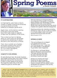 spring poems by marcel toussaint county living magazine