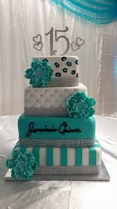 turquoise quince cake quince cakes pinterest quince cakes