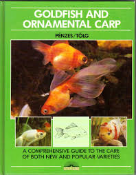 goldfish and ornamental carp pet reference books bethen penzes