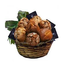 muffin basket delivery coffee tea and fresh muffin basket weekly flowers ottawa flower