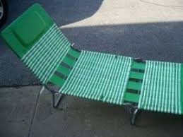 Folding Chaise Lounge Chair Plastic Chaise Lounges Foter
