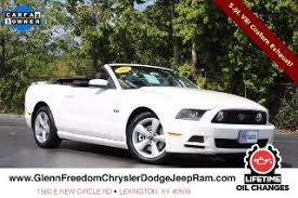 mustangs for sale in ky ford mustang for sale kentucky or used ford mustang near