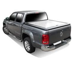 Ford Ranger Truck Cover - aluminium tonneau cover