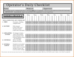 checklist template excel checklist templatereference letters words