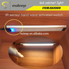 under cabinet lighting switch noma wave led under cabinet light fixture lighting designs