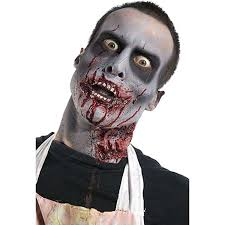 zombie makeup kit spirit halloween zombie bite makeup kit images