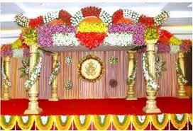 flower decorations service provider of wedding flower decoration stage decoration