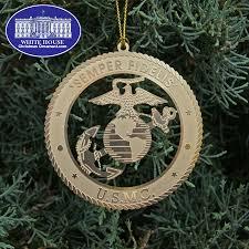 marine corps semper fidelis ornament