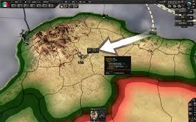Map Of Benghazi Hearts Of Iron Iv Entwicklertagebuch 33 Nachschub Paradox