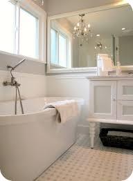 bathroom modern tile flooring wall frame bathroom decor warm