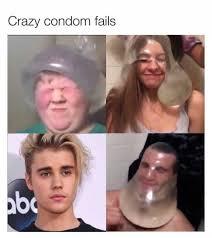 Justin Biber Meme - dopl3r com memes crazy condom fails includes justin bieber