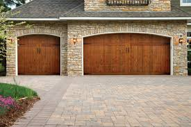door cool pictures stone pavers driveway design ideas for modern cool architecture home exterior design by using overhead garage door cool pictures stone pavers driveway