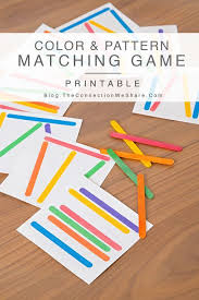 android pattern matching color pattern matching game for kids bags for kids and popsicles