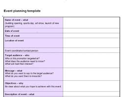 Party Planning Spreadsheet Doc 580355 Free Event Planning Tracker Template For Excel