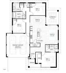 one storey house plans one story house plans with in suite two story house plans