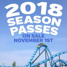 Kentucky Kingdom Six Flags 2018 Season Pass Sale Date Announced Kentucky Kingdom And