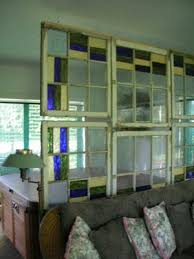 Glass Room Divider Look Diy Stained Glass Room Divider Divider Glass Room And Window