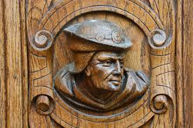 wood carvings free photo wood carving door carved figurine free image on