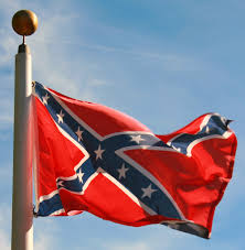 Rebel Flag Wedding Cakes Confederate Flag Back Up In Time For White Supremacist Rally In