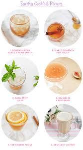 bourbon thanksgiving cocktail cocktail recipes