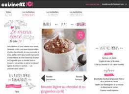 menu cuisine az le menu de st valentin de jujube en cuisine chez cuisineaz
